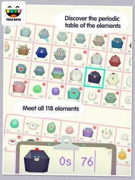Toca Lab: Elements screenshot 9