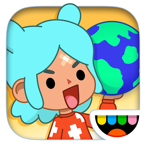 Download Toca Life World: Build stories & create your world For Android