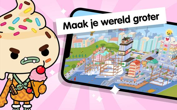 Toca Life World screenshot 9
