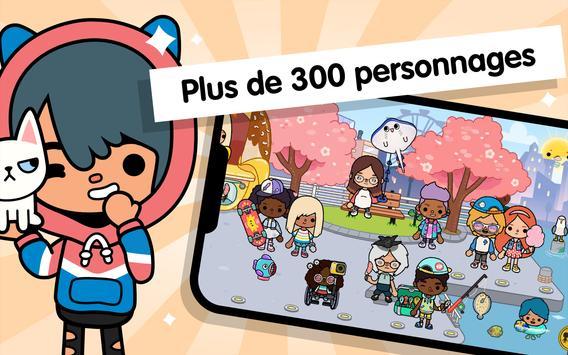 Toca Life World capture d'écran 11
