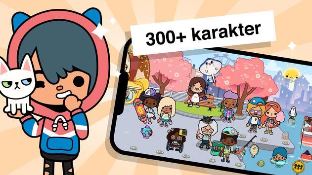 Toca Life World Ekran Görüntüsü 1