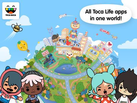 Toca Life: World poster