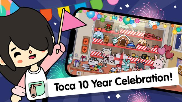 Toca Life World: Build stories & create your world poster