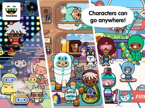 Toca Life: World screenshot 2