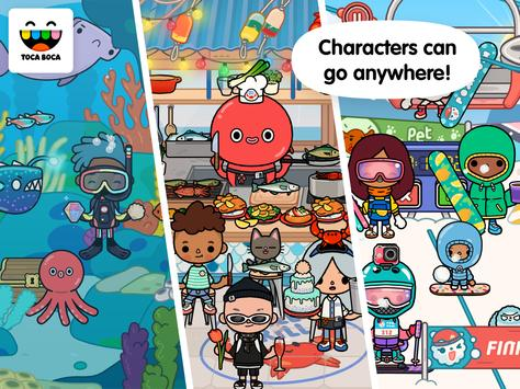 Toca Life: World for Android - APK Download