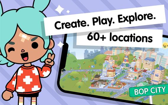 Toca Life World: Build stories & create your world screenshot 7
