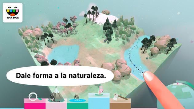 Toca Nature captura de pantalla 12