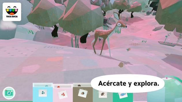 Toca Nature captura de pantalla 13