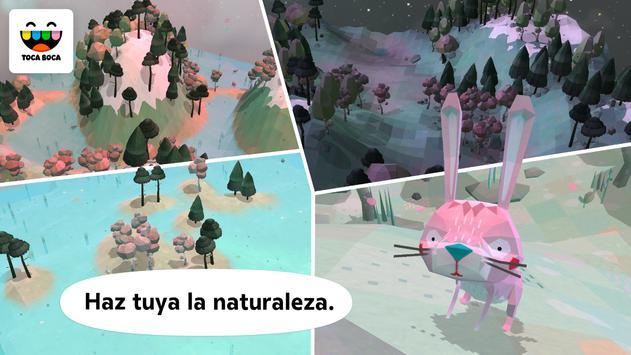 Toca Nature captura de pantalla 4