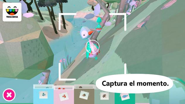 Toca Nature captura de pantalla 9