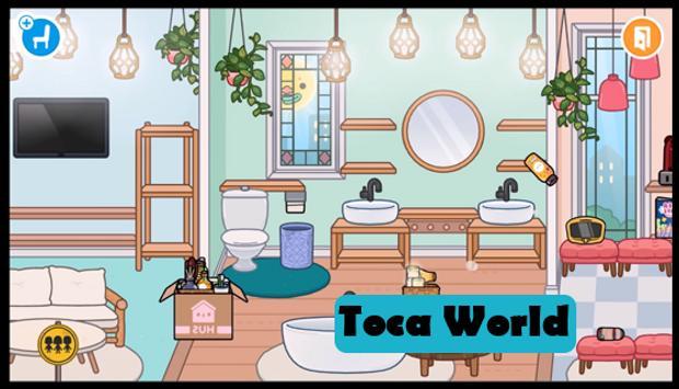 Wallpapers For TOCA Life World Town screenshot 2