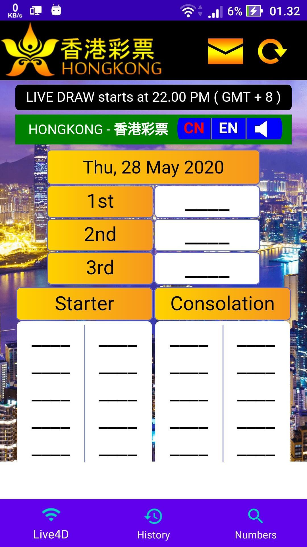 What Does Live Draw Hongkong Mean?