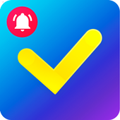 To Do List - Reminder app with alarm icon