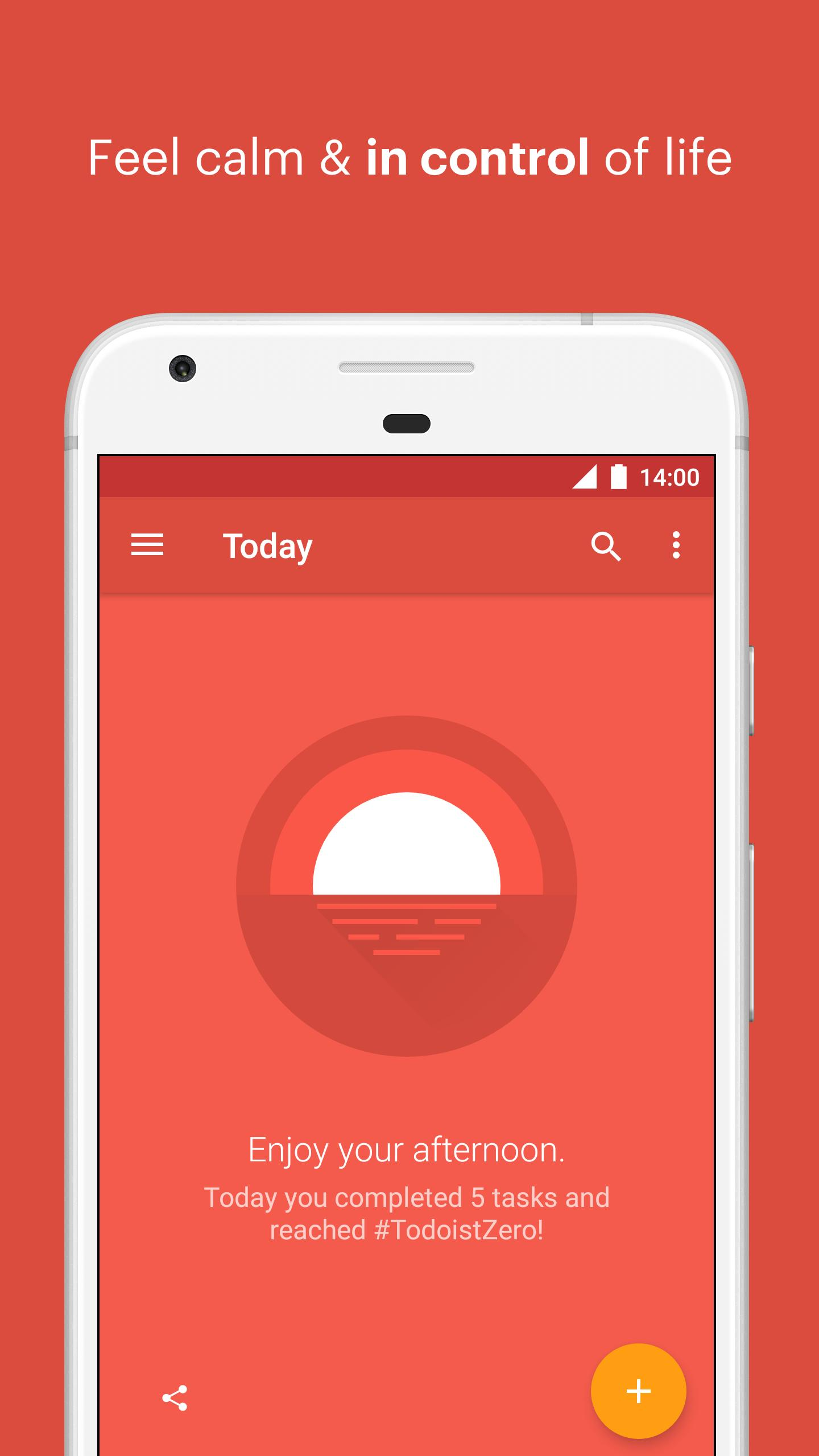 Todoist cho Android - Tải về APK
