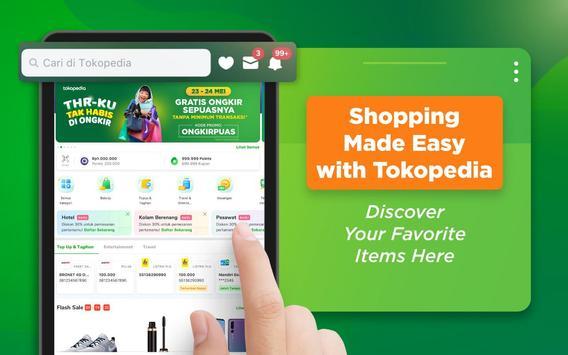 Tokopedia screenshot 8