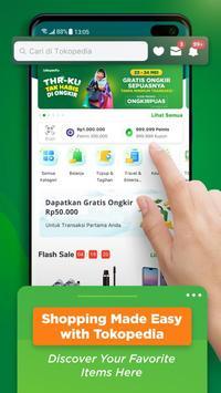 Tokopedia screenshot 1