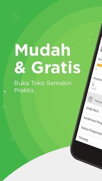Seller Tokopedia - Jual Online poster