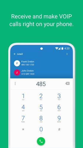 Terbaru, Line2  - APK Download Aplikasi Android Terbaru
