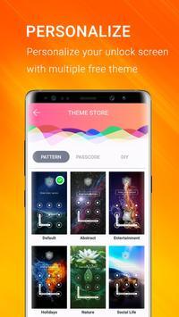Applock - Fingerprint Password screenshot 2