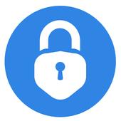 قفل التطبيق أيقونة