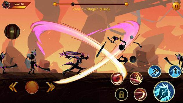 Shadow fighter 2: Shadow & ninja fighting games syot layar 3