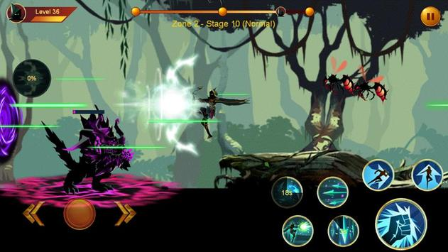 Shadow fighter 2: Shadow & ninja fighting games screenshot 4