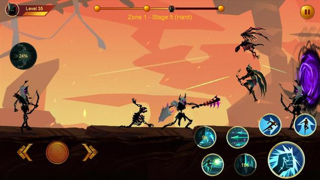 Shadow fighter 2: Shadow & ninja fighting games screenshot 5