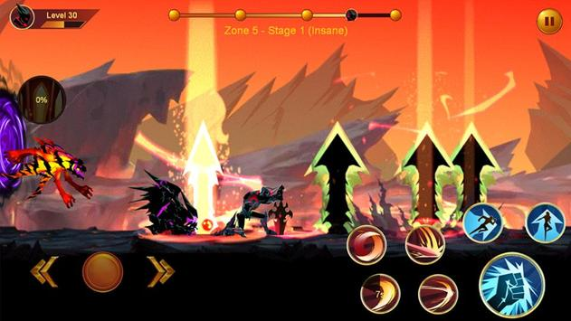 Shadow fighter 2: Shadow & ninja fighting games syot layar 6