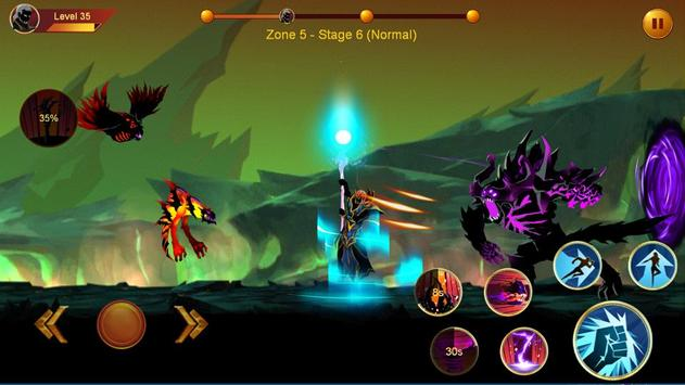 Shadow fighter 2: Shadow & ninja fighting games screenshot 7