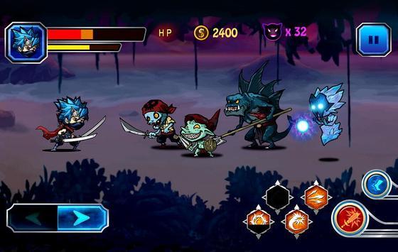 Pertarungan Ninja penulis hantaran