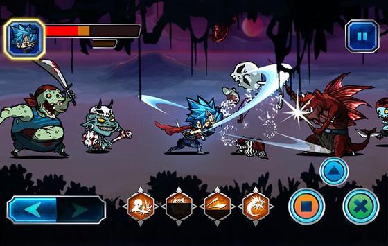 Pertarungan Ninja syot layar 1