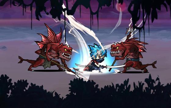 Pertarungan Ninja syot layar 2