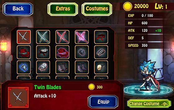 Pertarungan Ninja syot layar 3