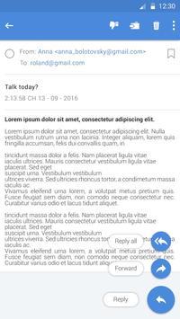 メール - メールボックス スクリーンショット 3