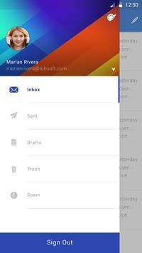 メール - メールボックス スクリーンショット 10