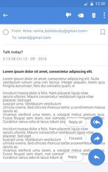 メール - メールボックス スクリーンショット 19