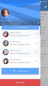 メール - メールボックス スクリーンショット 1