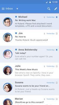 メール - メールボックス スクリーンショット 7