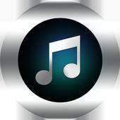 Música mp3 ícone