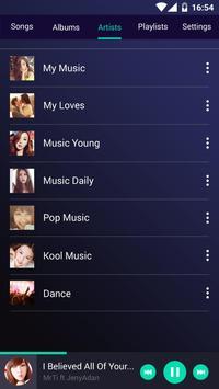 Music Player Pro 截圖 4