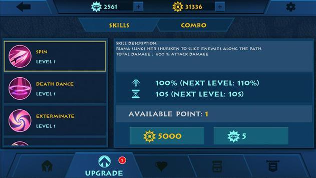 Shadow Fighter screenshot 6