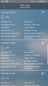 Weather Ekran Görüntüsü 16
