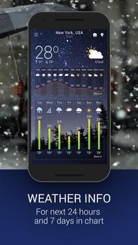 Clima imagem de tela 1
