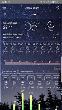 Weather Ekran Görüntüsü 1