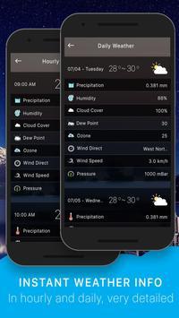 Clima imagem de tela 2