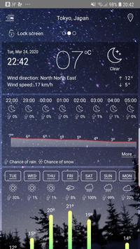 Weather Ekran Görüntüsü 6