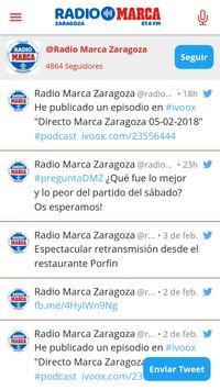 Radio Marca Zaragoza screenshot 3