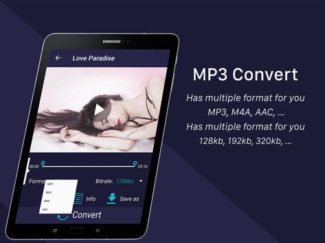 Convertidor de MP3 captura de pantalla 15