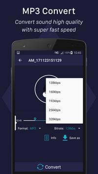 Convertidor de MP3 captura de pantalla 13
