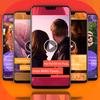 FullScreen Old Song Video Status Maker - 30 Sec icon